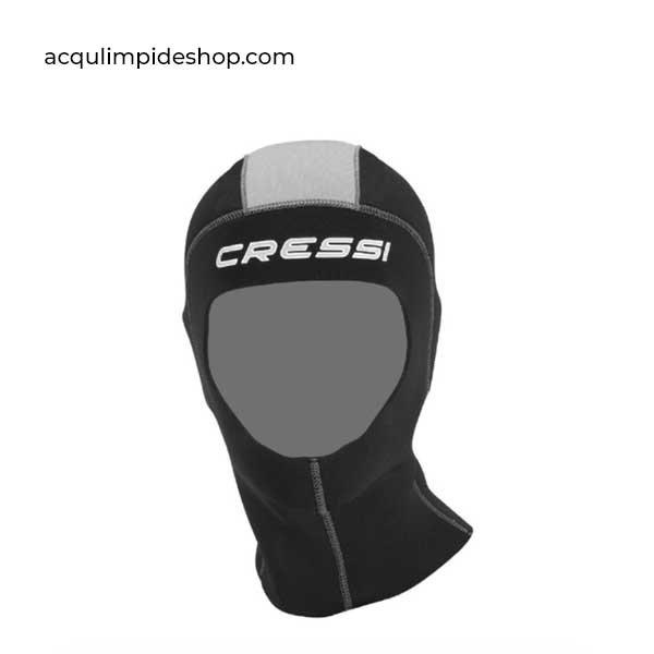 CAPPUCCIO UNISEX CRESSI, attrezzature subacquee, cappuccio cressi