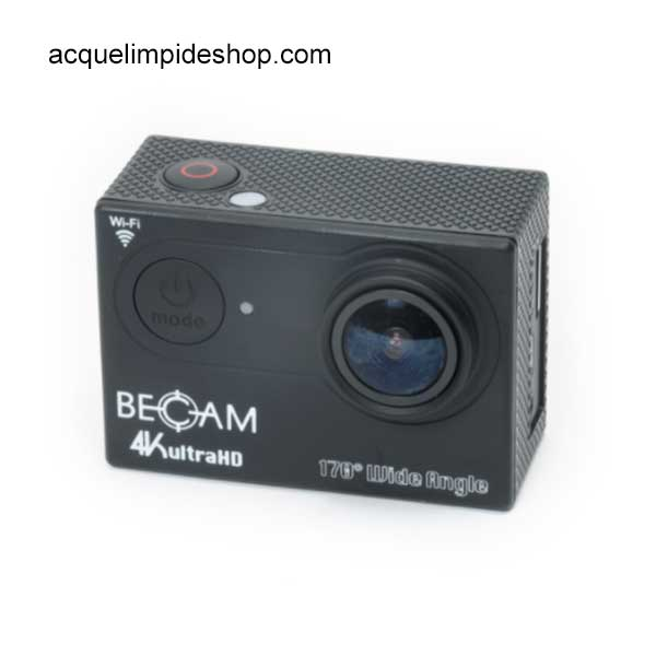 ACTION CAM BECAM, Video Camere Subacquee