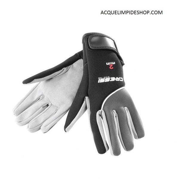 GUANTI CRESSI TROPICAL 2 MM, Attrezzature Subacquee, guanti cressi, guanti subacquea, negozio sub online