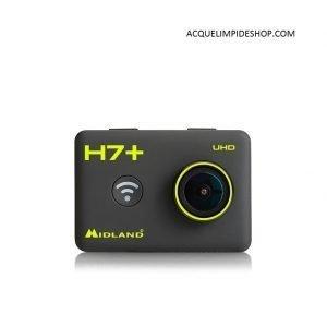 """VIDEOCAMERA MIDLAND H7 PLUS 4K LCD 2"""" , Accessori Sub"""