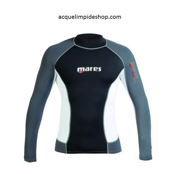 THERMO GUARD MARES 0.5 MM MANICA LUNGA MAN, Mute Umide, THERMO GUARD MARES