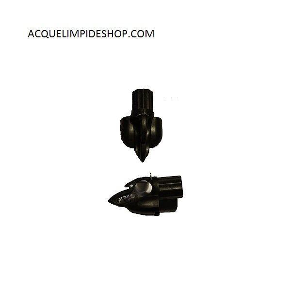 TESTATA 16 MM PER EXCALIBUR 2000/T20/CAYMAN, Accessori Apnea, Fucili per Apnea, Attrezzature Apnea