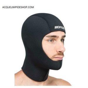 CAPPUCCIO ROFOS GLIDE 7/5 MM MAN, Cappuccio per immersione,