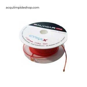 SAGOLA CYMAX 1.25 MM 50 MT, sagola apnea, attrezzature apnea