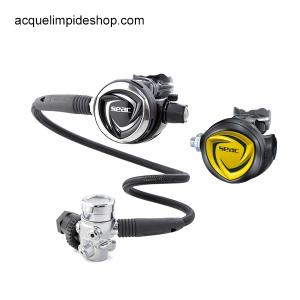 EROGATORE SEAC DX 200 CON OCTOPUS, EROGATORE SEAC, negozio subacquea, attrezzature sub