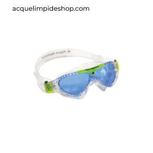 OCCHIALINI AQUA SPHERE VISTA JUNIOR, OCCHIALINI AQUA SPHERE, occhialini piscina, acquelimpideshop