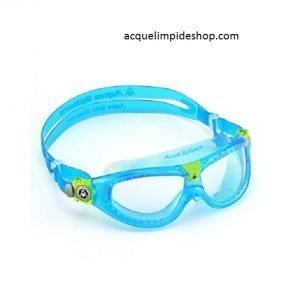 OCCHIALINI SEAL KID 2 LENTE CHIARA AQUA SPHERE, occhialini piscina, acquelimpideshop