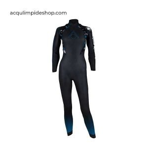 MUTA AQUASKIN FULL SUIT V3 LADY, muta nuoto AQUASPHERE